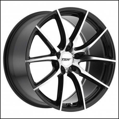 Black Mag Wheels Wheels