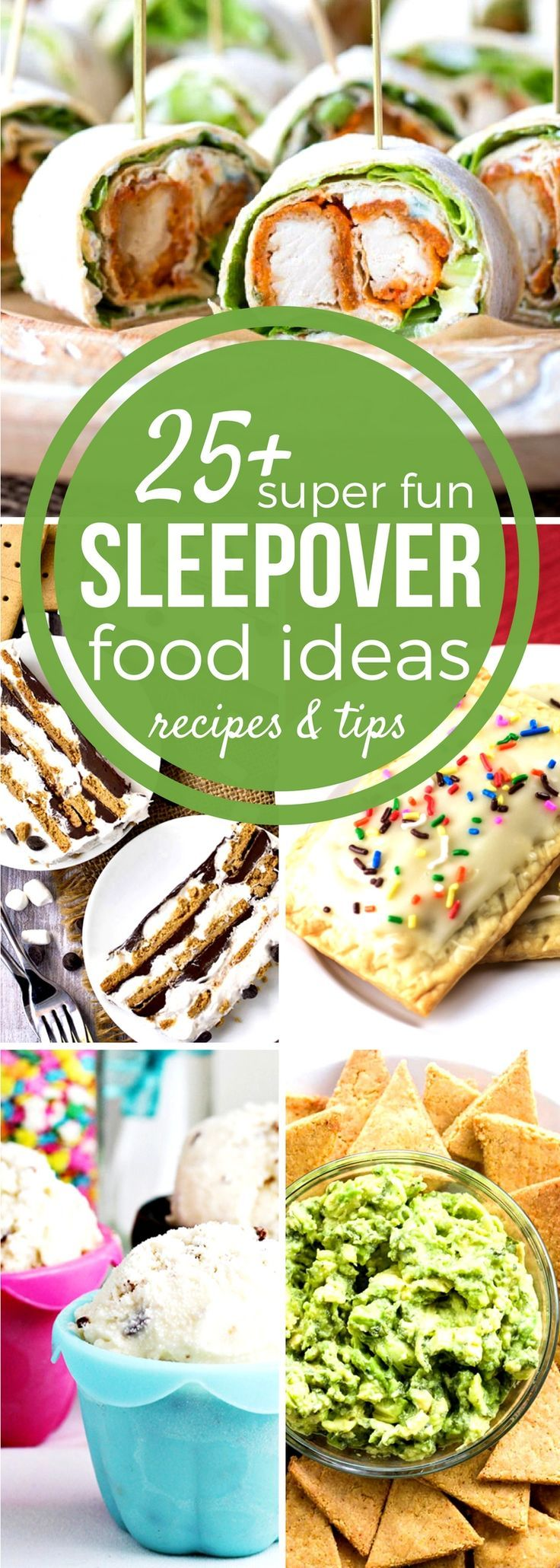 Need sleepover food ideas for the big party our sunday supper need sleepover food ideas for the big party our sunday supper recipe collection has fun forumfinder Images