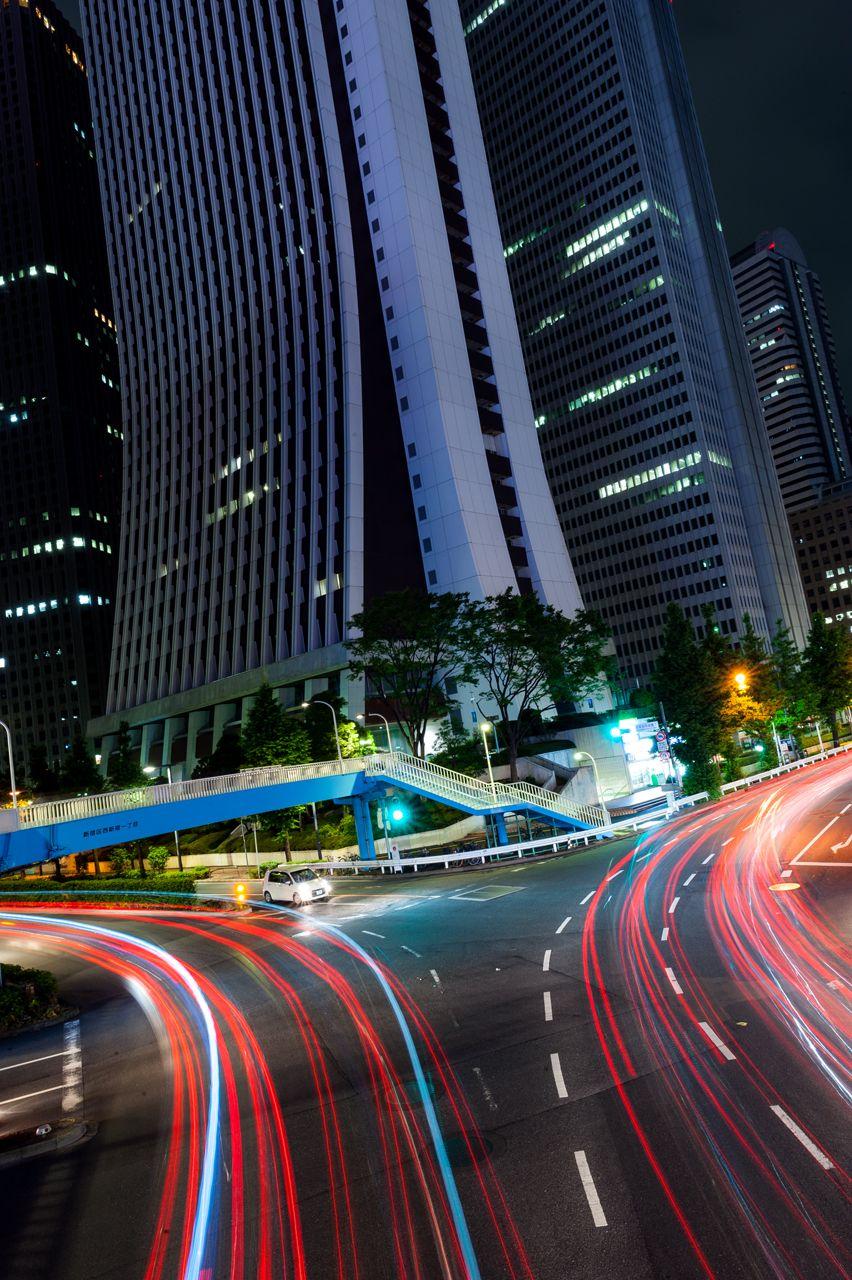 Divergence, Shinjuku (新宿)