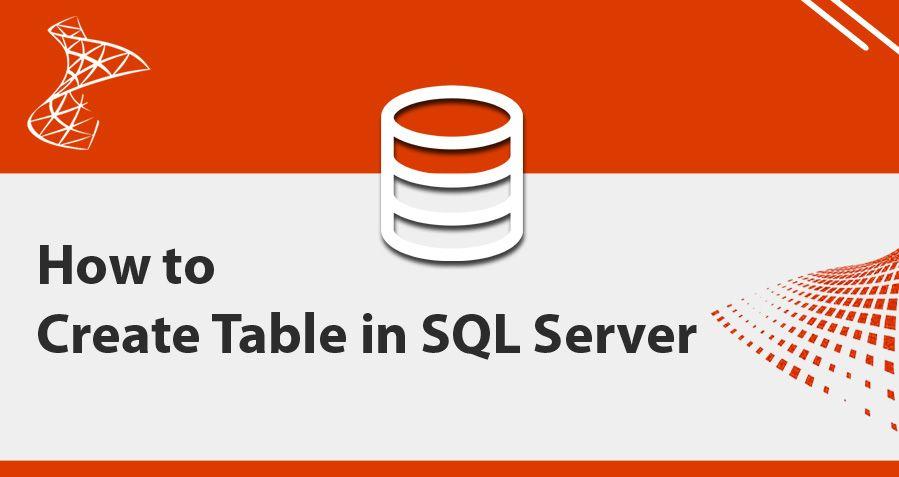 Data or information in SQL server database is stored in