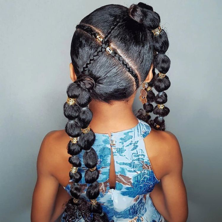 8 Natural Hairstyles For Back To School Natural Hair Styles