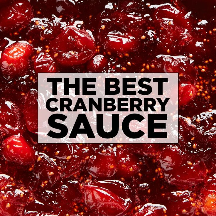 Best Cranberry Sauce Recipe – Easy Thanksgiving Recipes – cranberry sauce