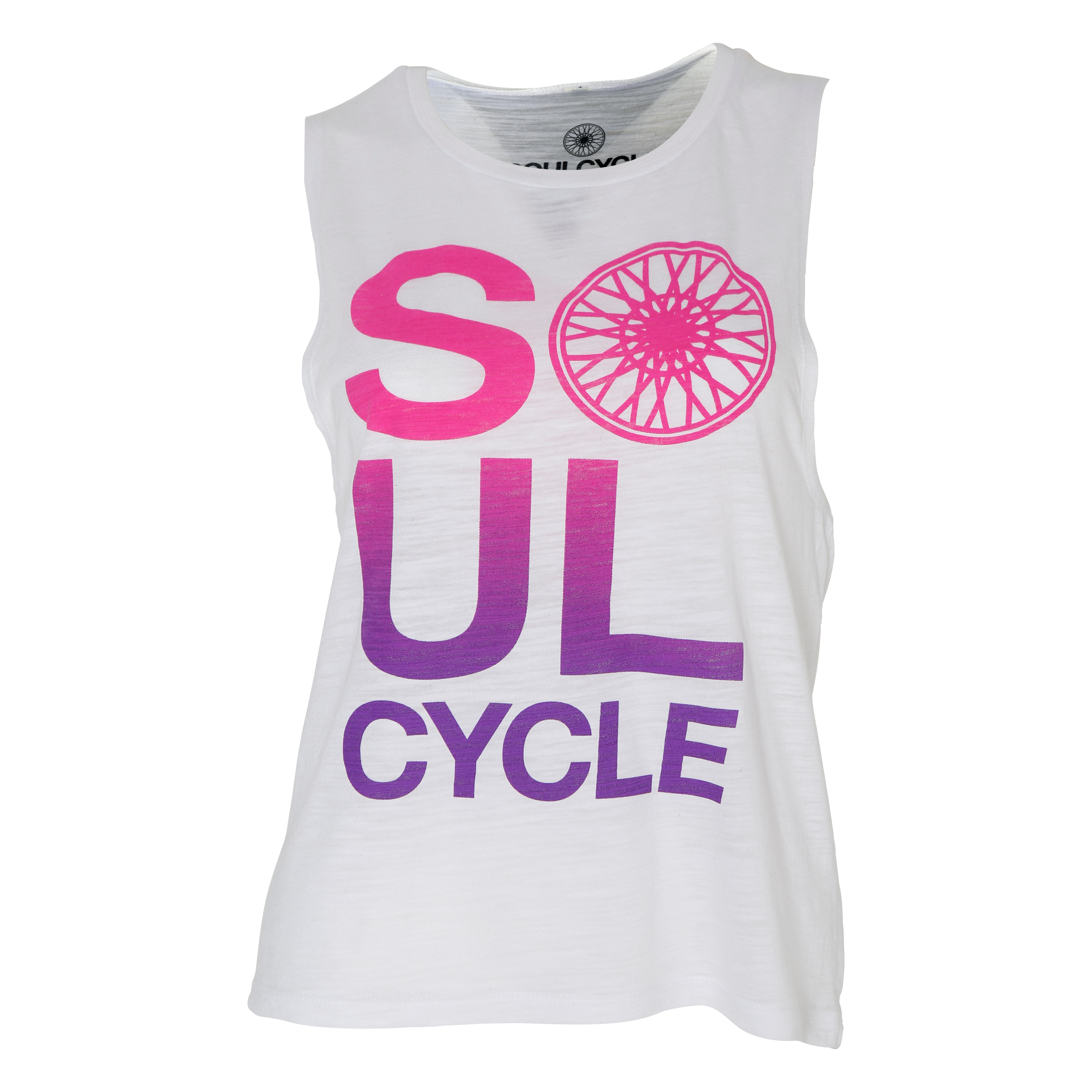 Ombre SOUL Flowy Muscle Tank - SoulCycle Shop