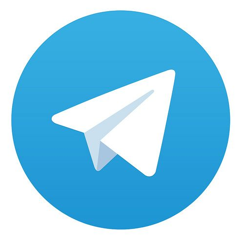 TELEGRAM Backgrounds for design in 2019 App logo