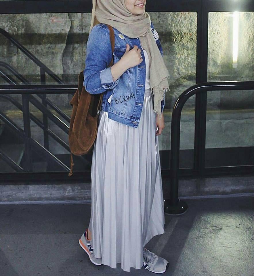 School outfits  Hijab fashion, Muslim women fashion, Muslim outfits