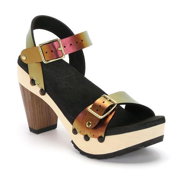 09672403f7fc High Heel Ankle Platform Sandal