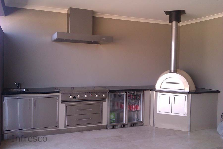 Captivating DIY Alfresco Kitchen. Infresco Can Provide You With Everything You Need Tou2026