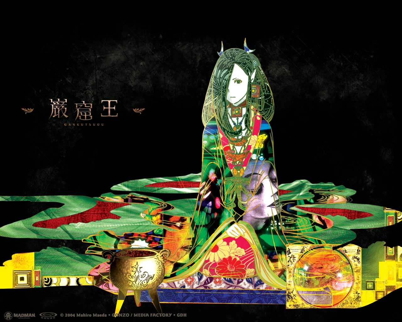Gankutsuou The Count Of Monte Cristo Wallpapers