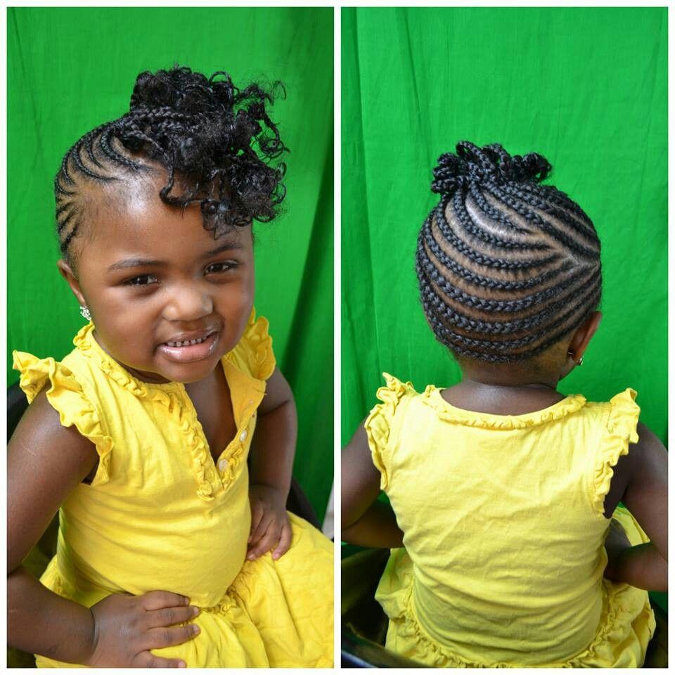 Very cute little girl hairstyle cute things pinterest girl
