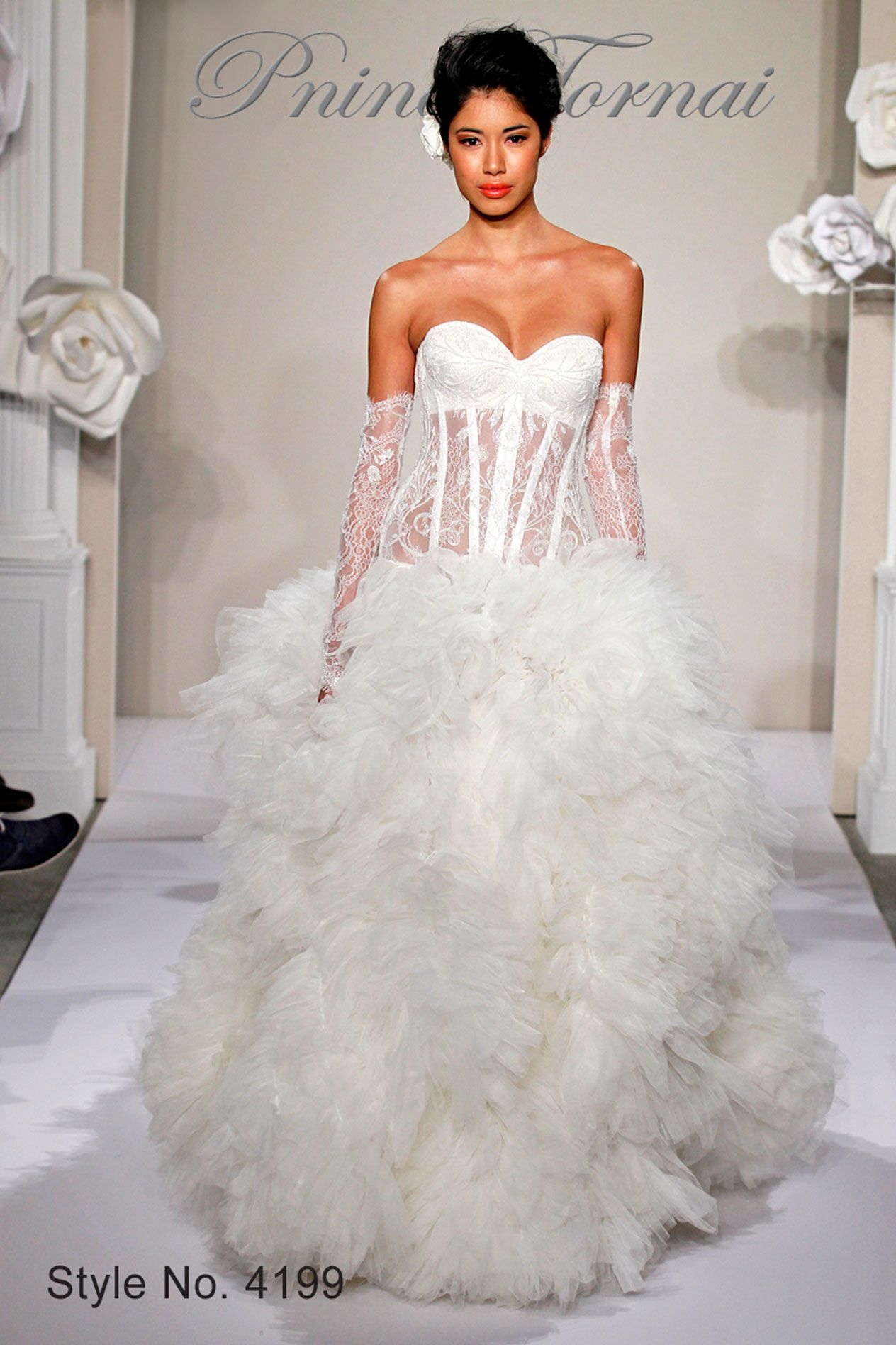 Style no wedding pinterest pnina tornai ball gowns and