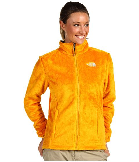 adf724a79 The North Face Women's Osito Jacket   yellow   North face women ...