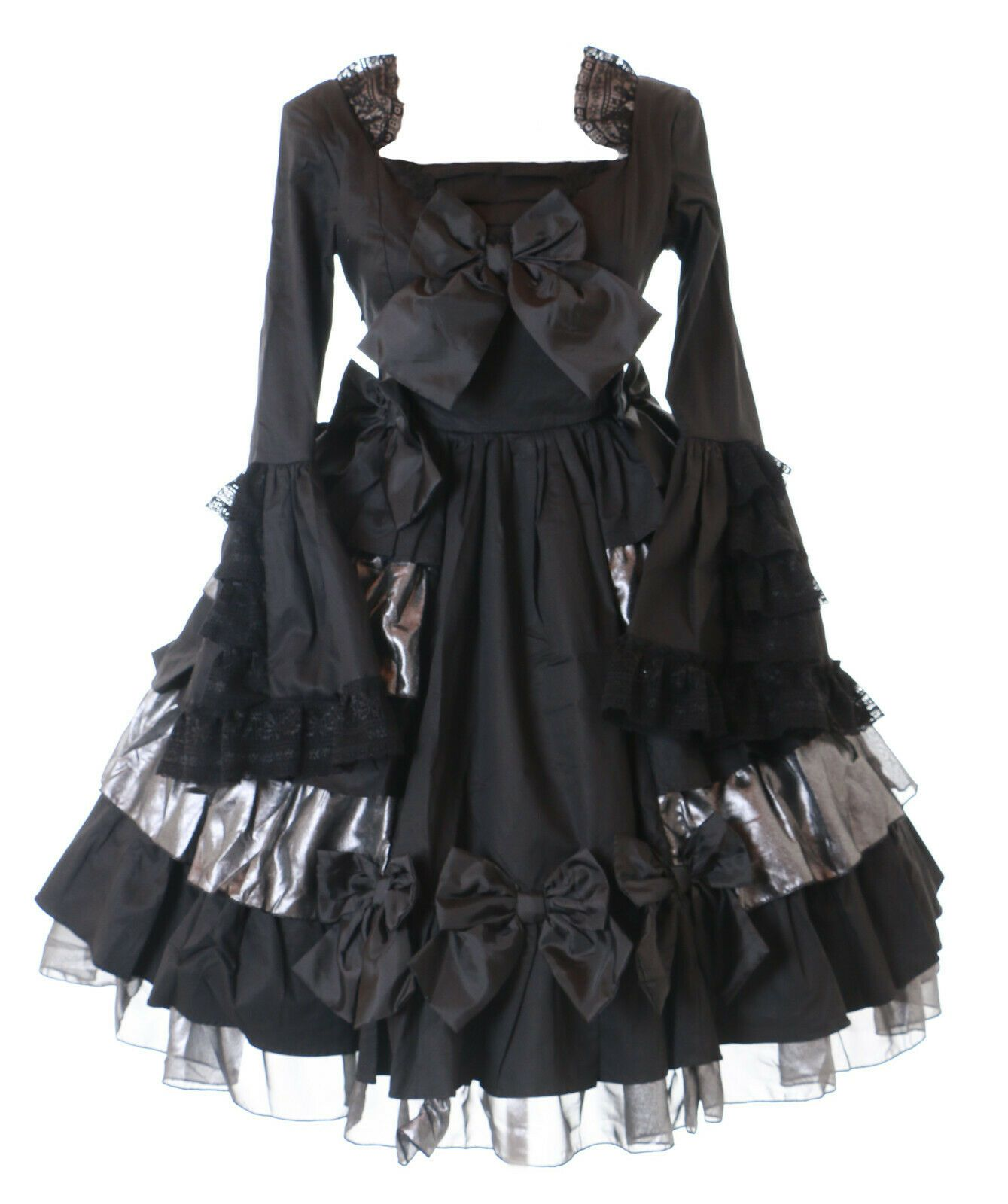 Pin On Vestidos Negros