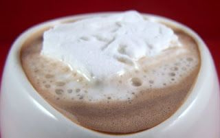 Craving Comfort: Homemade Hot Cocoa Mix.