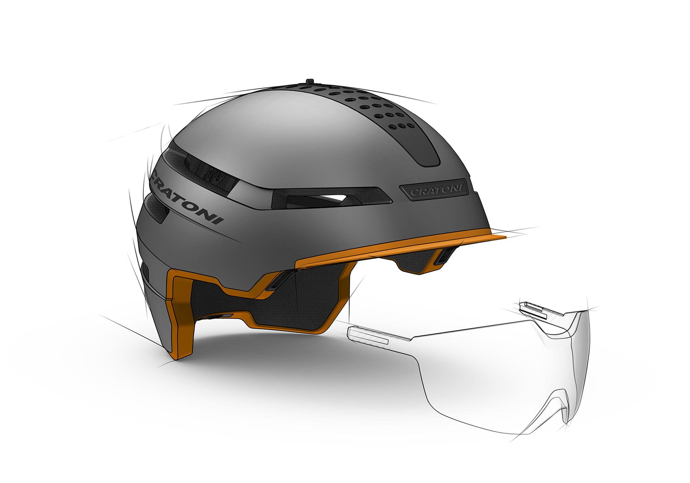 cratoni helme und sportbrillen f r e bike und s pedelec. Black Bedroom Furniture Sets. Home Design Ideas