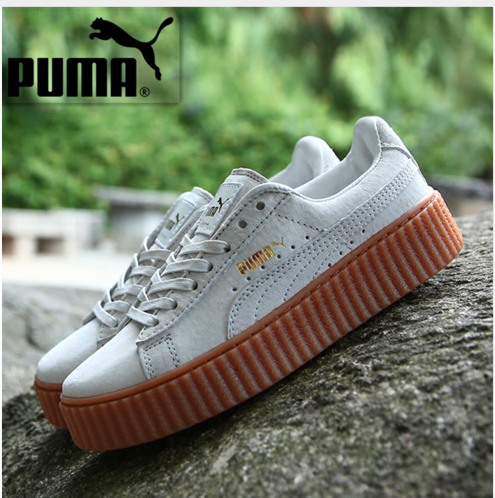 fenty puma by rihanna creeper donna