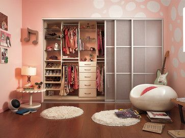 Three door closet Kids Photos Design, Pictures, Remodel, Decor and Ideas - page 10