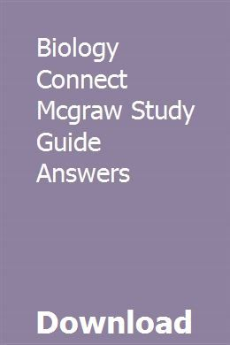 Biology quick study guide pdf