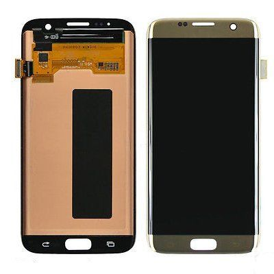 Lcd Display Digitizer Touch Screen Assembly For Samsung Galaxy S7 Edge G935a G935v G935p G935t G935f Gold Http Www Findcheapwireless Com Lcd Displa Digitizer
