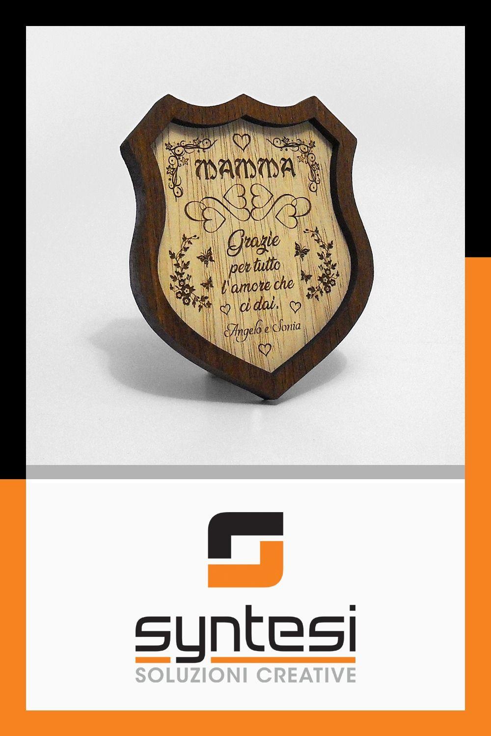 Portachiavi personalizzati in legno per b/&b alberghi hotel incisione laser anell