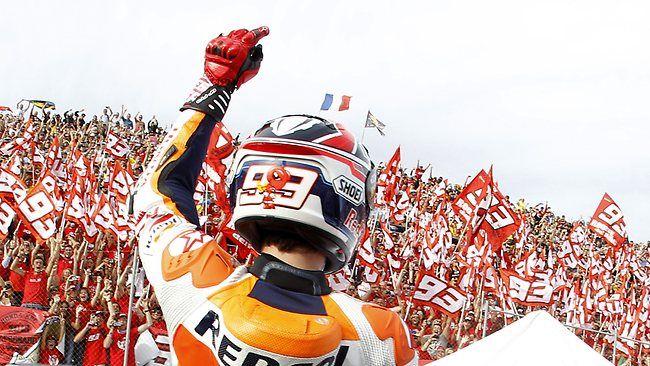 Marc Marquez - 2013 Motogp World Champion