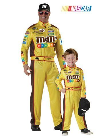 nascar kyle busch toddler costume