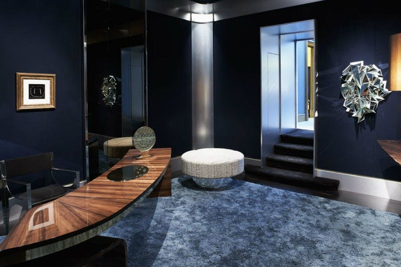 Coveted Top 10 Interior Designers In France Thierry Lemaire