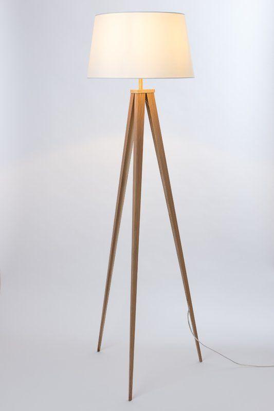 Aubree 60 Quot Floor Lamp Floor Lamp Contemporary Floor