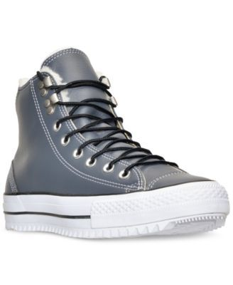 3622cf0cf1b CONVERSE Converse Men s Chuck Taylor All Star City Hiker High-Top Casual  Sneakers from Finish Line.  converse  shoes   finish line athletic shoes