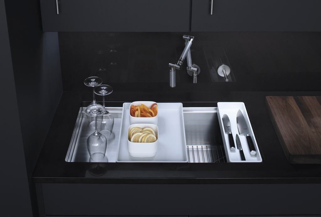 Kohler K 3760 Na Stages 33 Inch Stainless Steel Kitchen Sink Single Bowl Kitchen Sink Kohler Kitchen Sink Sink