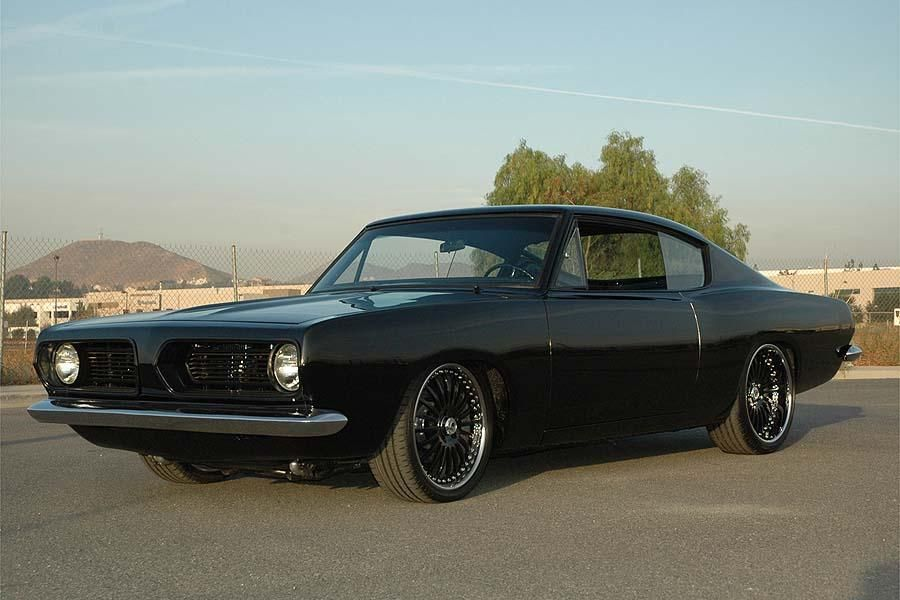 1967 Plymouth Barracuda Fastback with new 6 1 liter Hemi