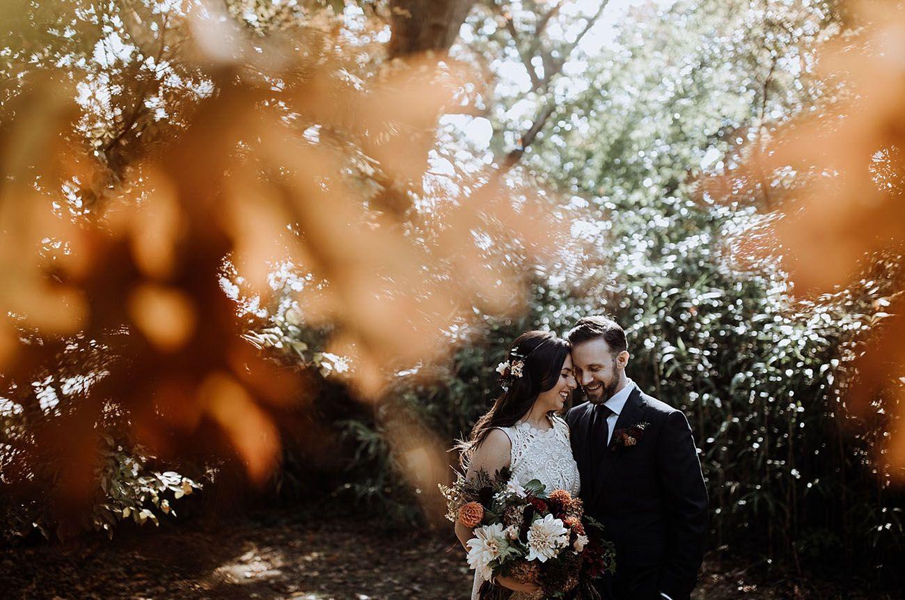 Moody boho chic autumn wedding boho wedding and autumn weddings