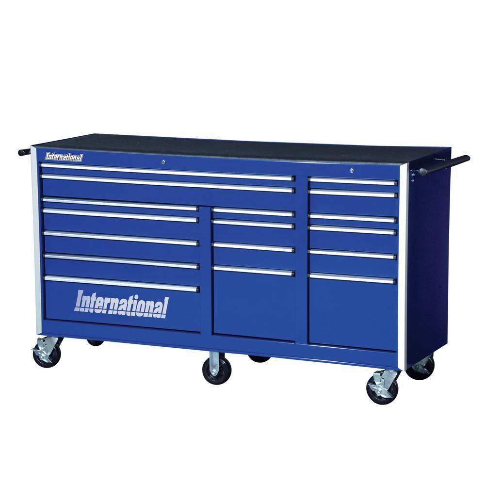 International Pro Series 75 In 17 Drawer Roller Cabinet Tool