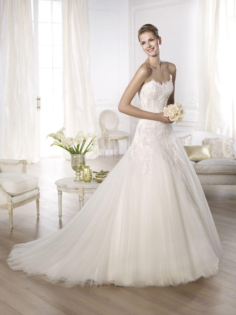 Brautkleid Modell \