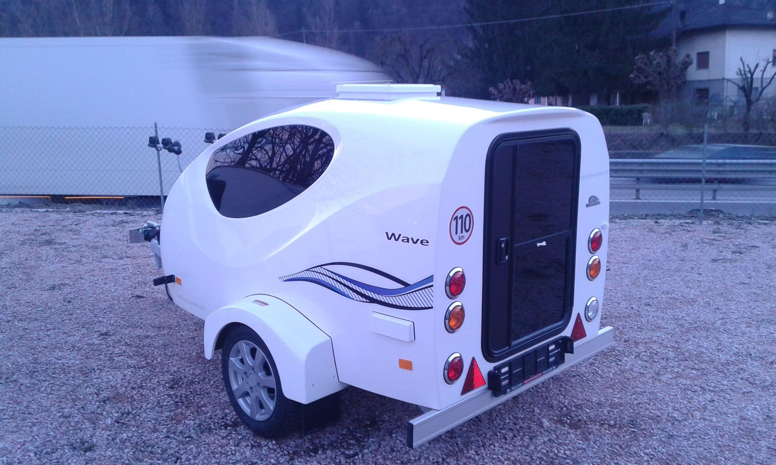 Mini Caravan Wave The Perfect Wave Mini Caravans