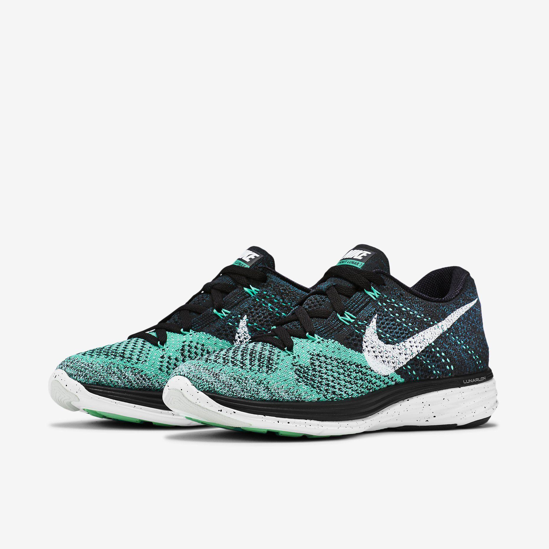 Nike Flyknit Lunar 3 Women's Running Shoe. Nike Store | Nike ...