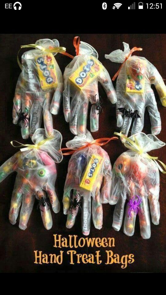 Halloween Goodie Bags Kids