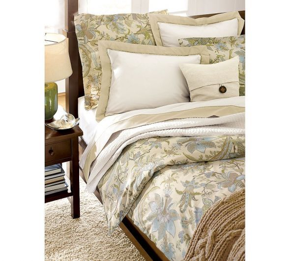 Pottery Barn Duvet Cover, Pottery Barn Discontinued Bedding