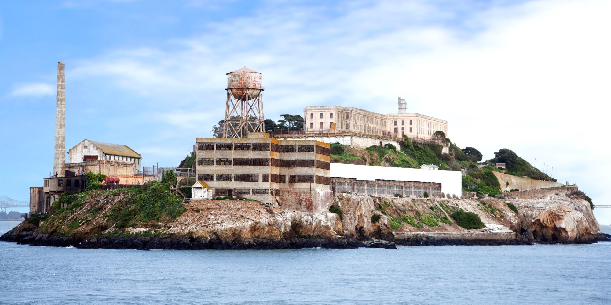 Alcatraz Island San Francisco Ca American Road Trip Alcatraz