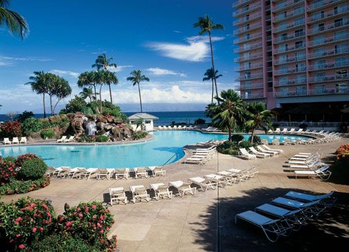 Ka'anapali Beach Club... I'll see you soon!