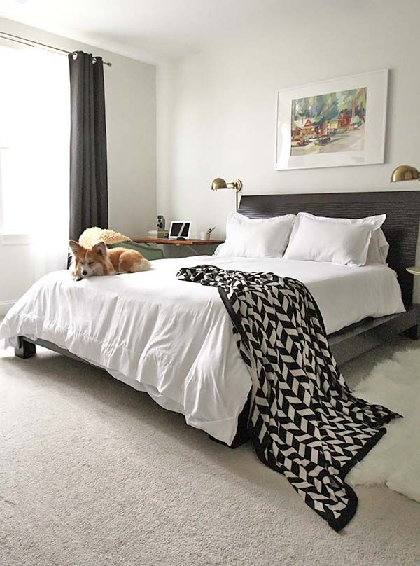 Boutique Hotel Bedrooms: Boutique Hotel Inspired Bedroom Makeover