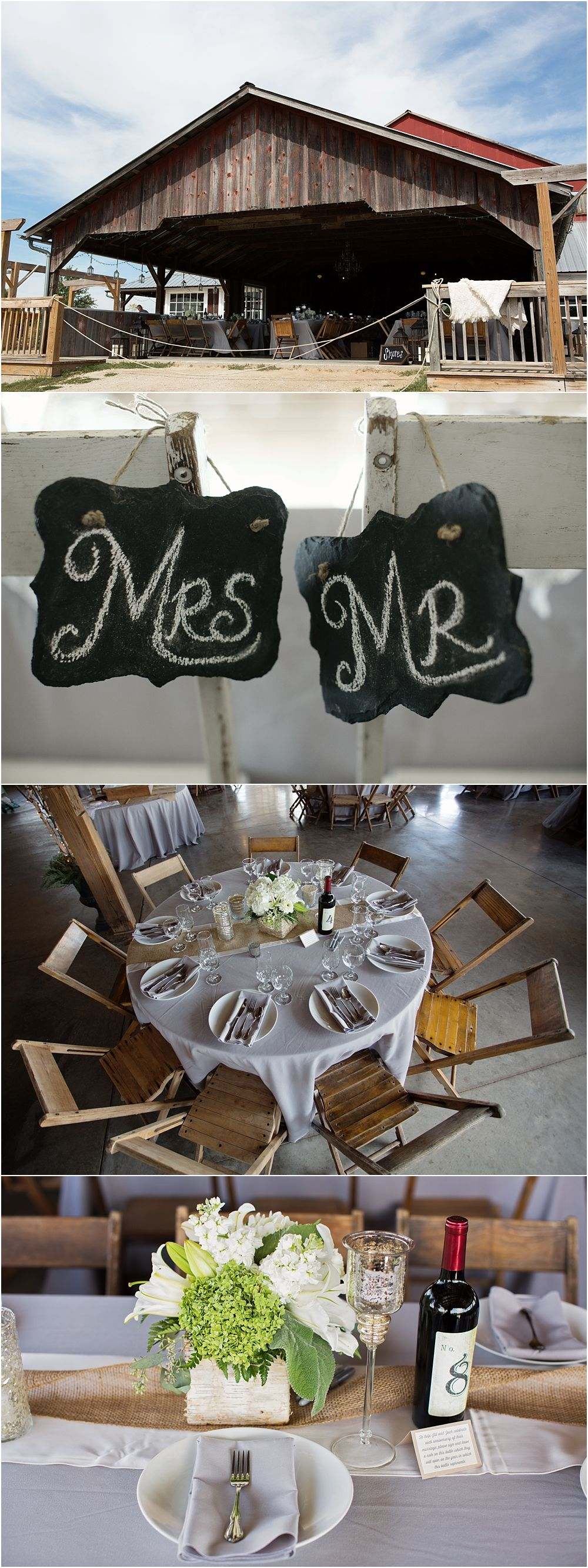 Rustic Farm wedding published in the Knot Magazine ...