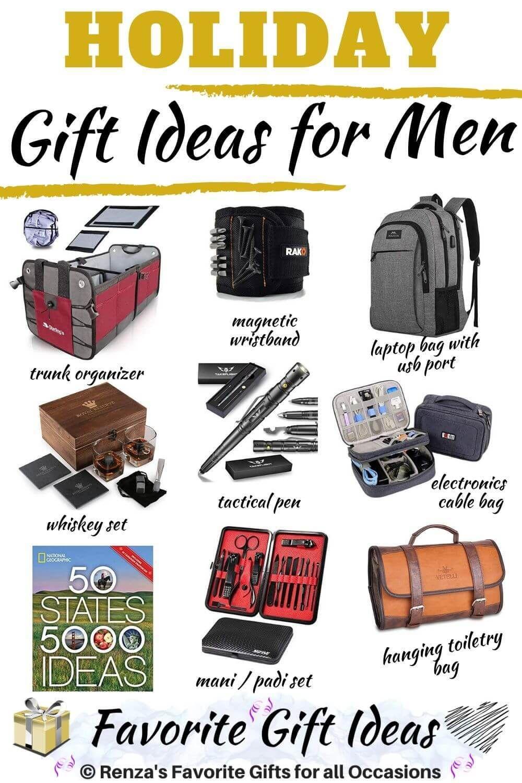 Best Christmas Gift Ideas For Men 2019 Gift Ideas For Men Favorite Things Gift Birthday Gifts For Best Friend
