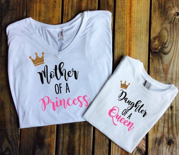 código promocional ventas calientes comprar oficial Madre de una princesa hija de una reina que por ...
