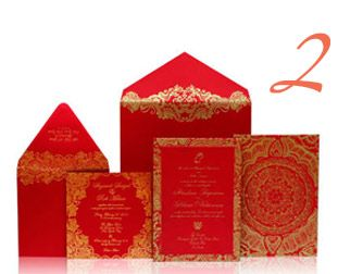 asian style invitation
