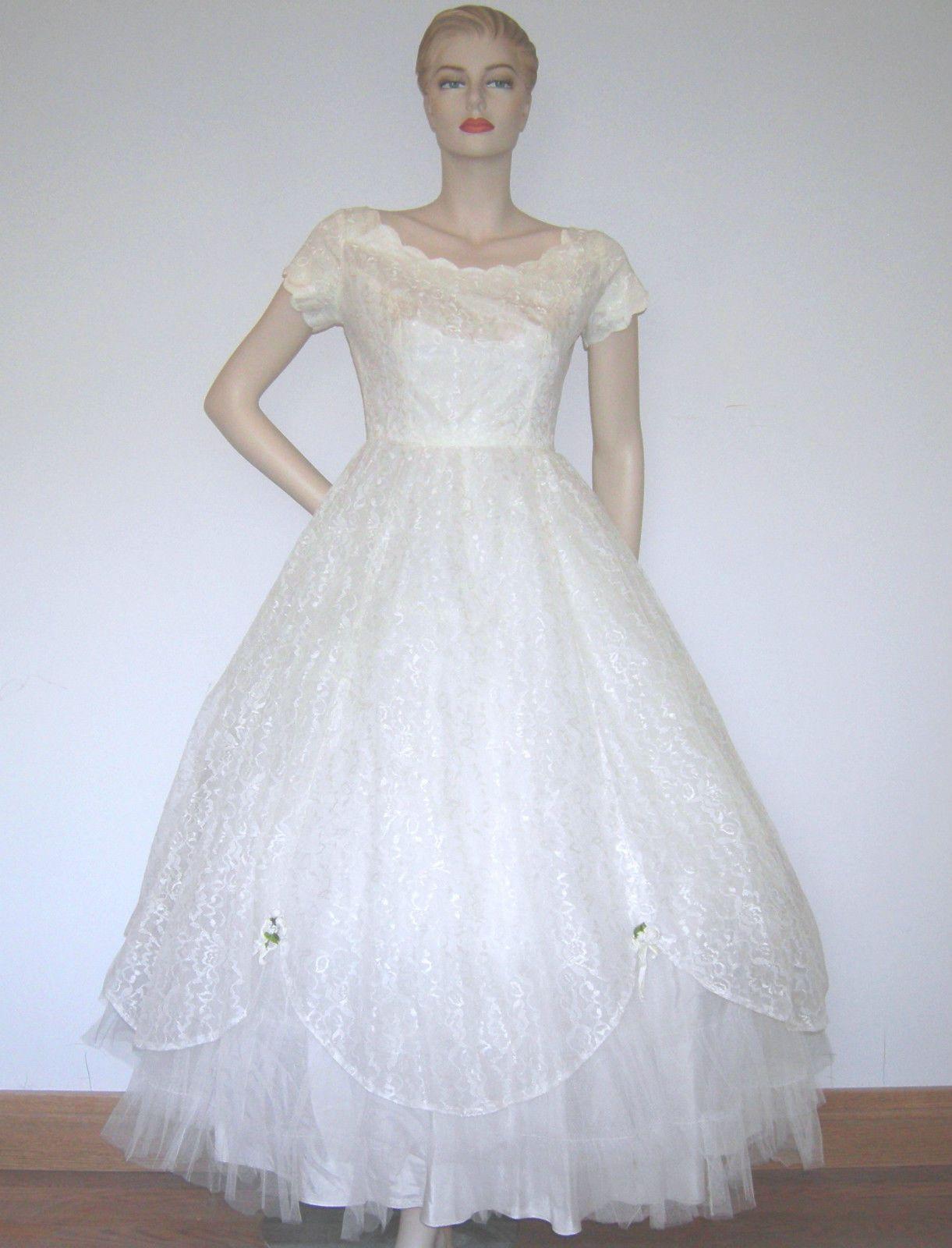 Ksl wedding dress  Vintage Party Dresses  Fashion  Pinterest