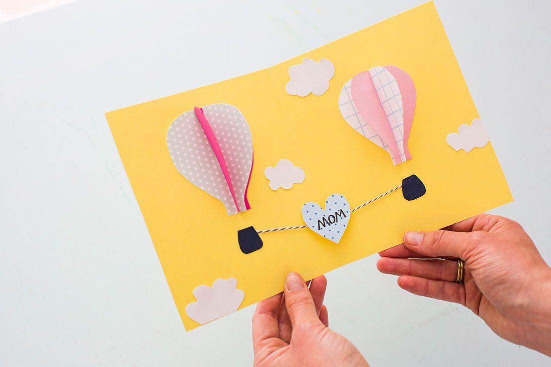 Видео как сделать открытку на день рождения своими руками, днем рождения