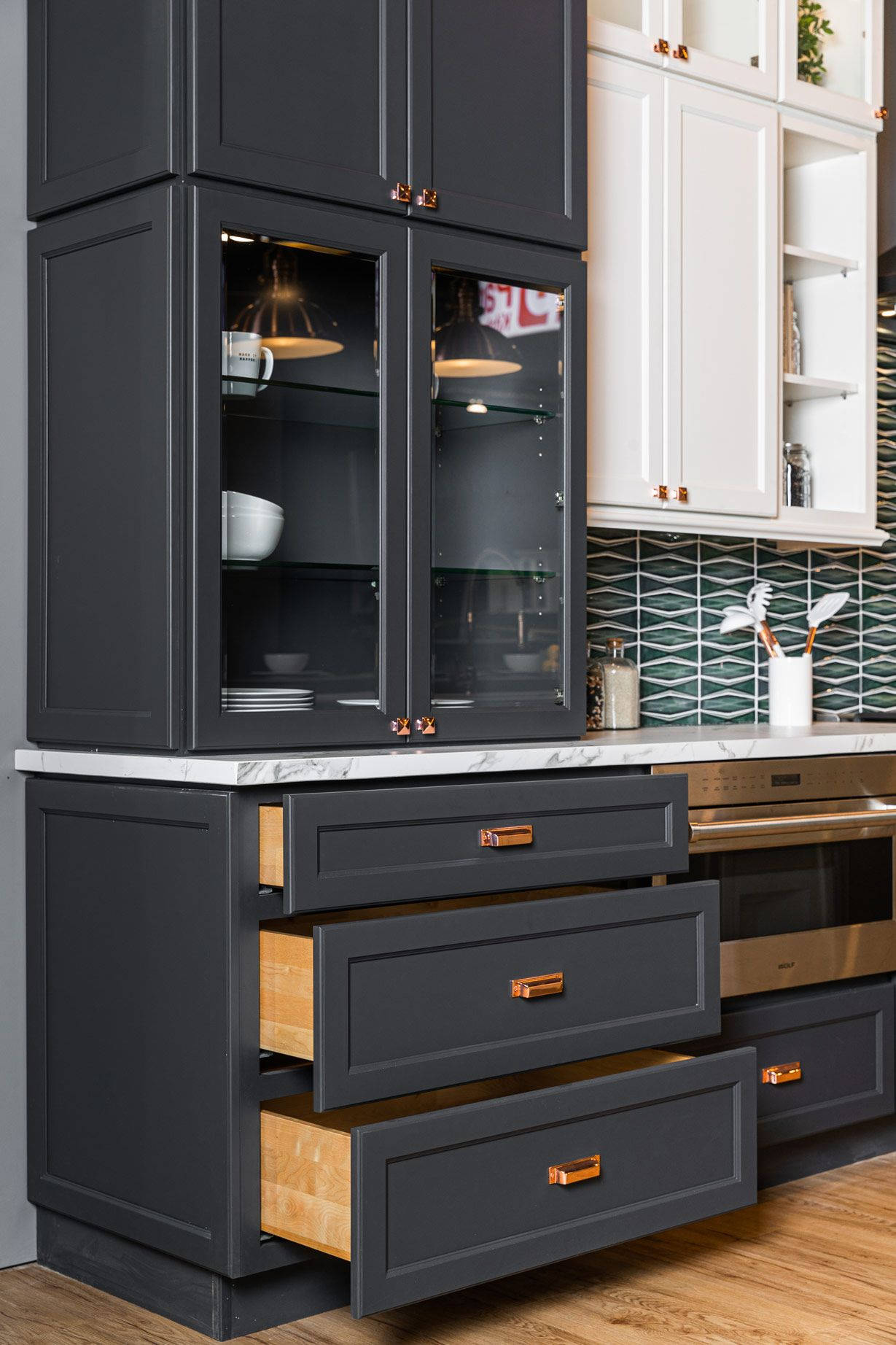 e2 charcoal | j&k cabinetry in 2020 | discount kitchen