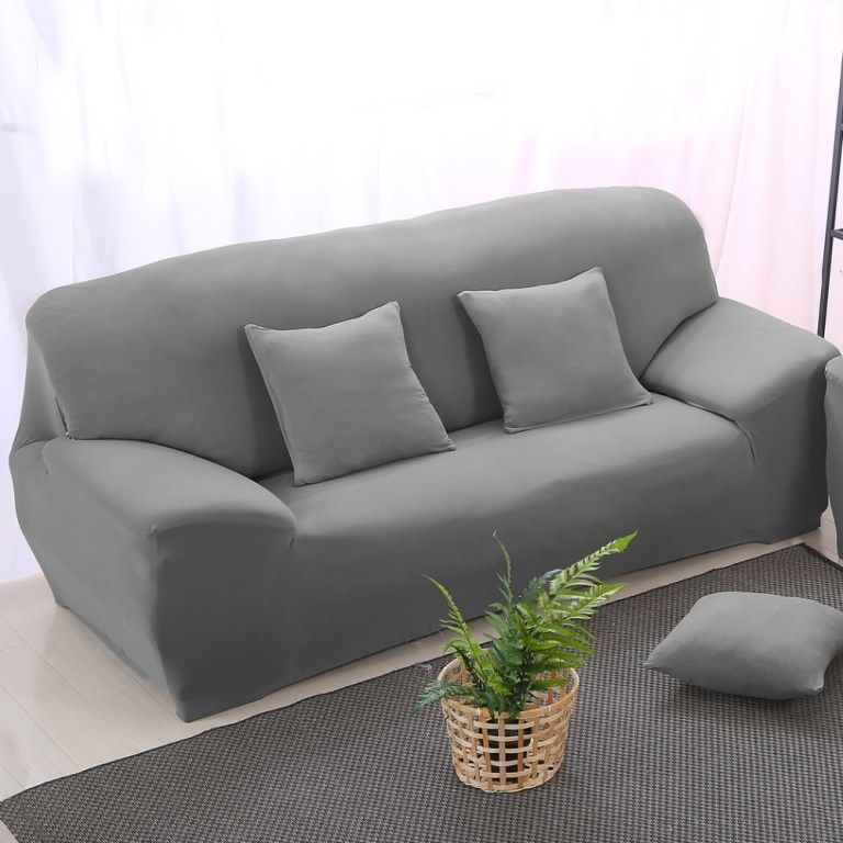 Waterproof Couch Protector Stretch Sofa Covers Chair Slipcover Bed