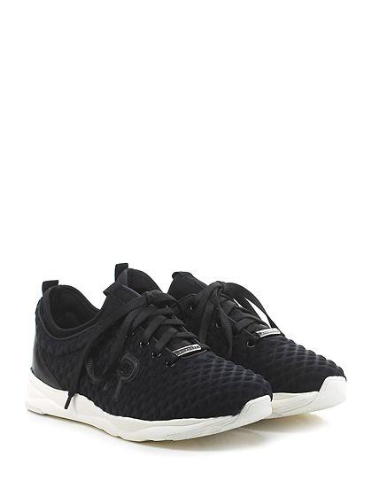 JOHN RICHMOND - Sneakers - Uomo - Sneaker in tessuto tecnico e pelle con  suola in gomma. Tacco 35 5adadef7bb8