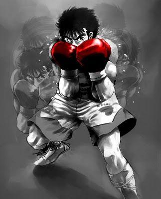 Hajime No Ippo Boxing Anime Tribute Gallery Amv Video Anime Manga Anime Sports Anime